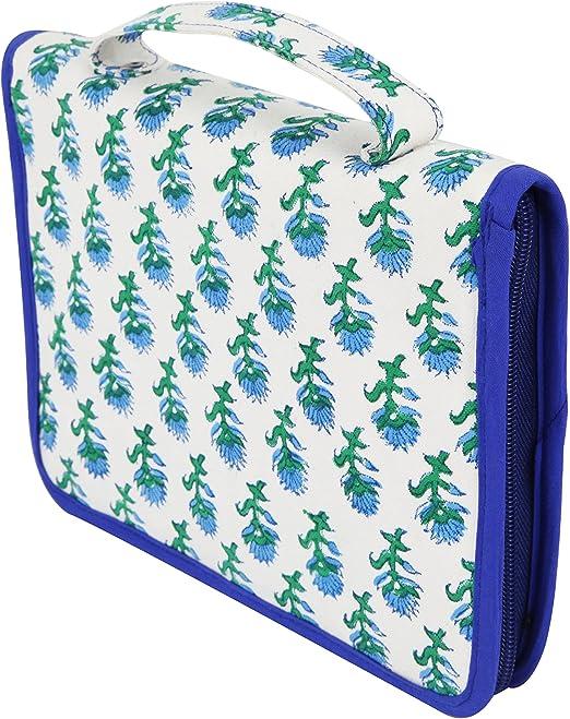 Knit Pro Glory Estuche de Agujas Circulares fijas, Tela, Multicolor: Amazon.es: Hogar