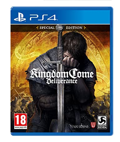 Kingdom Come: Deliverance Special Edition (Deutsche Verpackung)