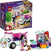 LEGO Friends Kedi Kuaförü Arabası 41439 - Çocuklar için Oyuncak Yapım Seti (60 parça)
