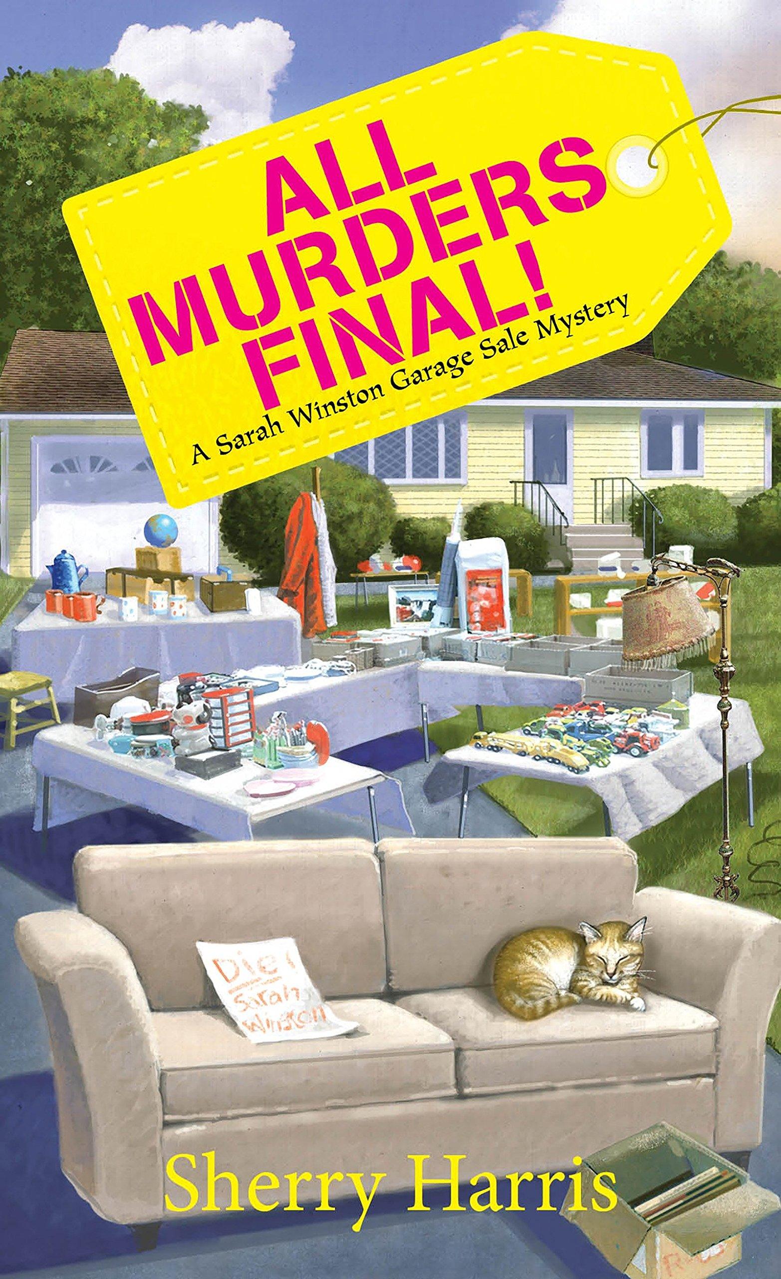 Remarkable All Murders Final A Sarah W Garage Sale Mystery Sarah Machost Co Dining Chair Design Ideas Machostcouk
