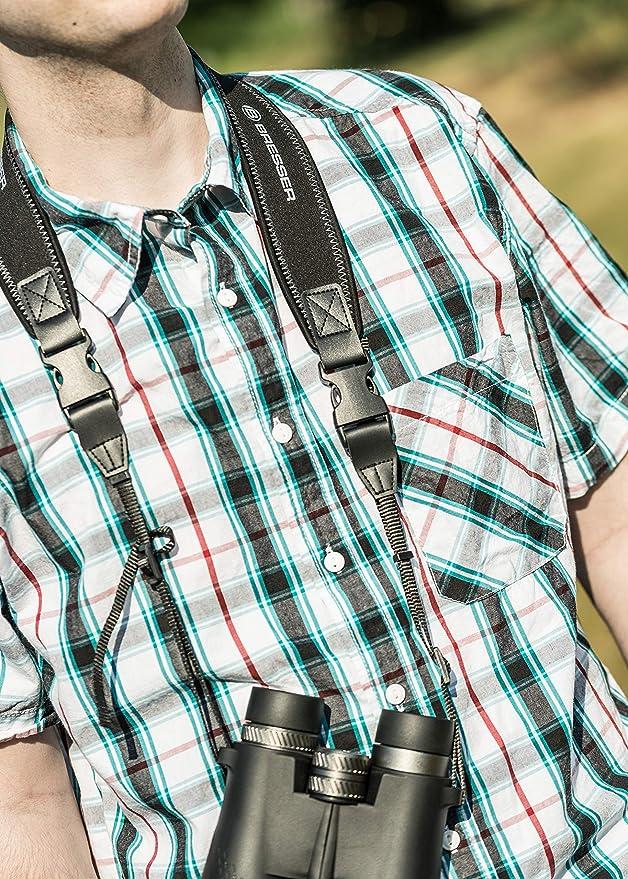 Bresser Comfort Fernglas Kamera Trageriemen Mit 4mm Kamera