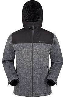 d5b64f6c2b Mountain Warehouse Saturn Mens Winter Ski Jacket - Waterproof Rain Coat