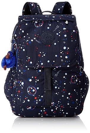 Kipling Haruko Grand sac à dos Multicolore Galaxy