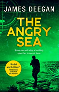 The Angry Sea (John Carr, Book 2)