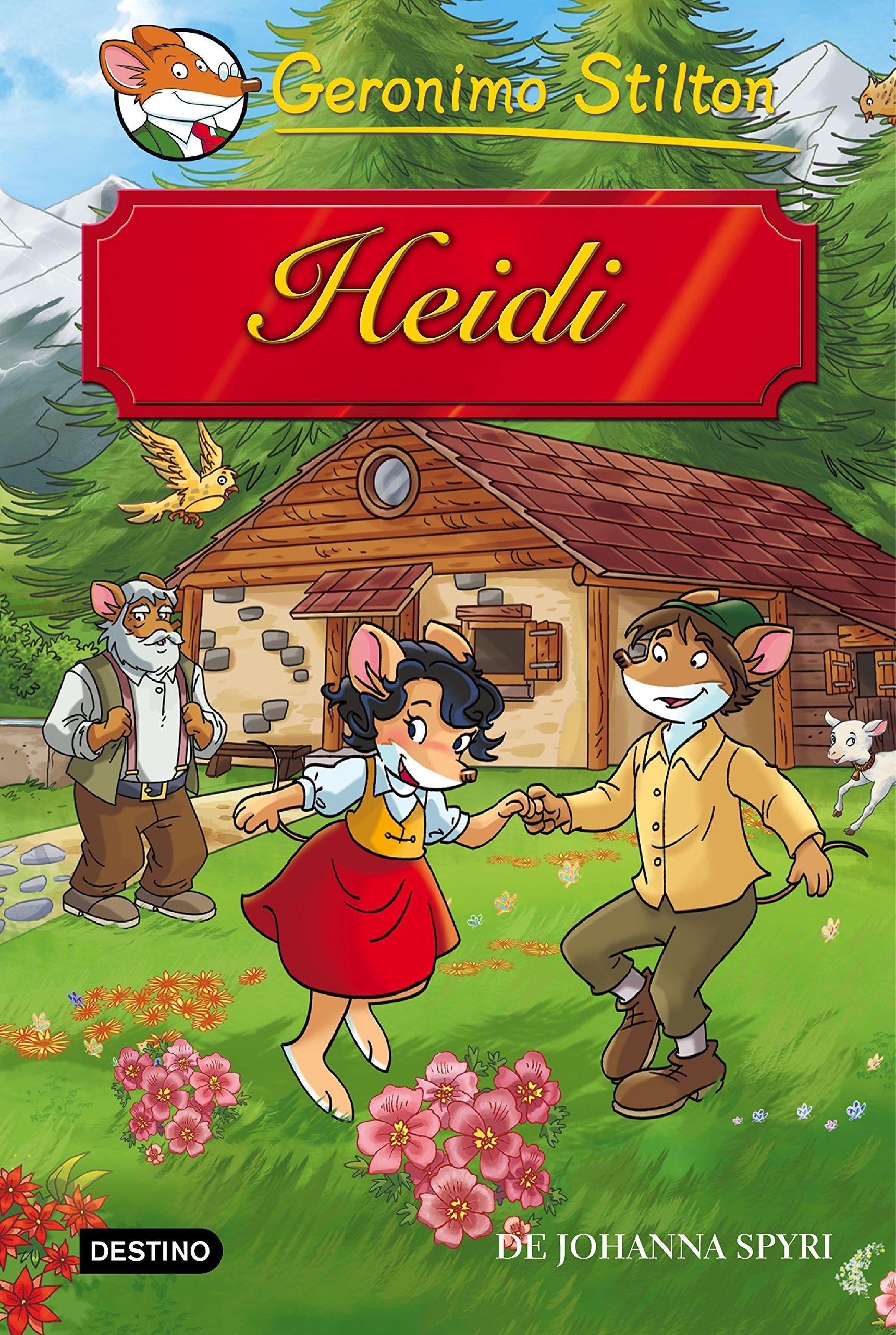 Heidi: Grandes Historias (Grandes historias Stilton)