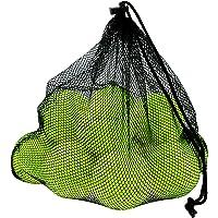 Philonext 12 PCS pelotas de tenis con bolsa de malla de transporte, bolas de tenis sin presión bolas de práctica jugando…