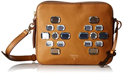 Fossil Sydney Double Zip Crossbody c12e046dba35f