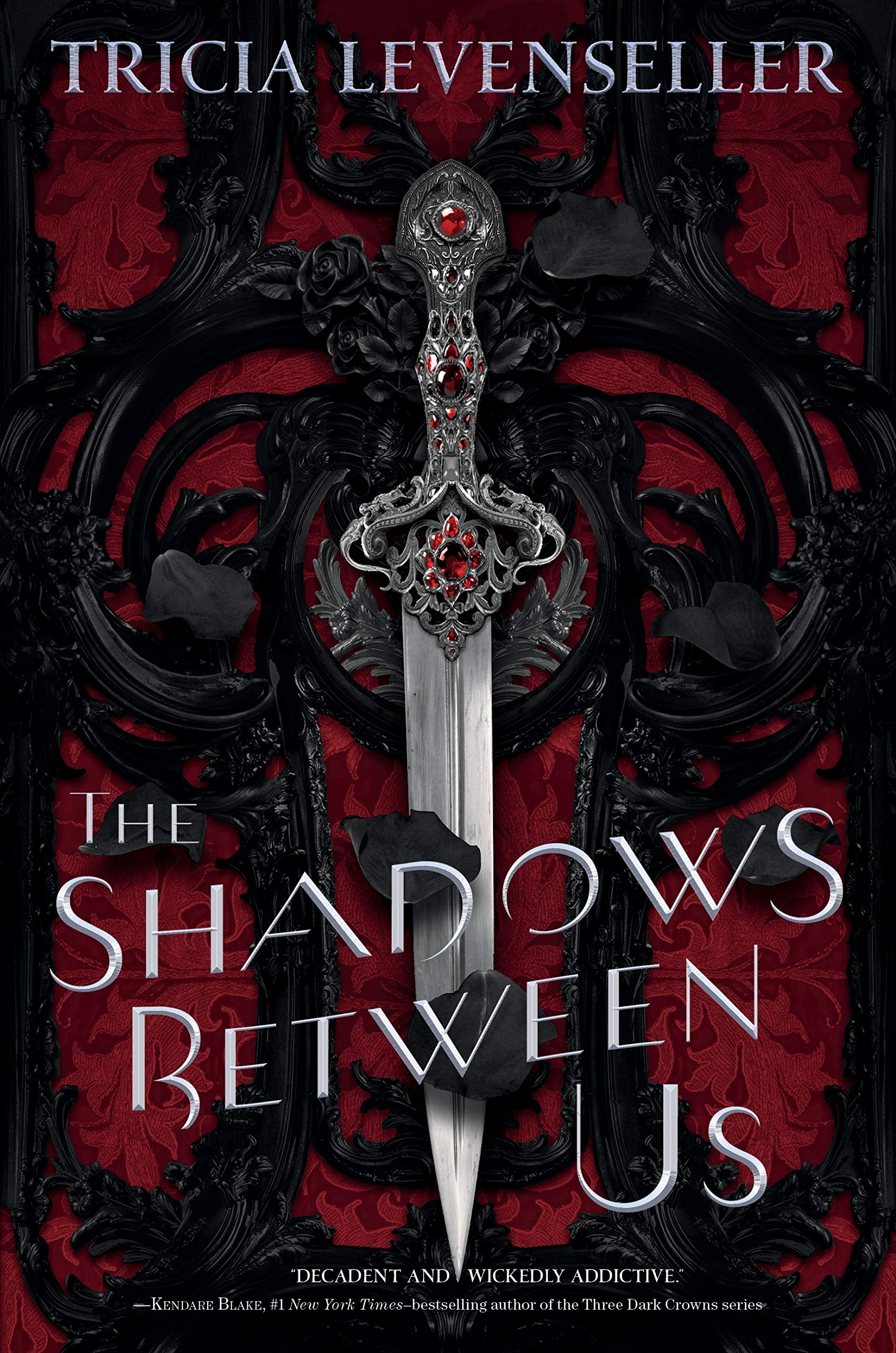 Amazon.com: The Shadows Between Us (9781250189967): Levenseller, Tricia:  Books