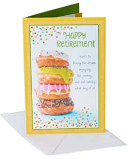 Amazon.com: American Greetings nuevo capítulo jubilación ...