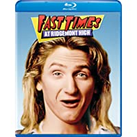 Deals on Fast Times at Ridgemont High Blu-ray
