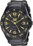 CAT Watches - Reloj analógico de cuarzo para hombre, color negro