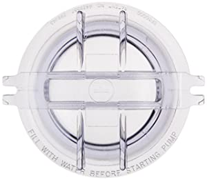 Hayward SPX3000D Clear Strainer Cover Replacement for Hayward Super Ii Pump