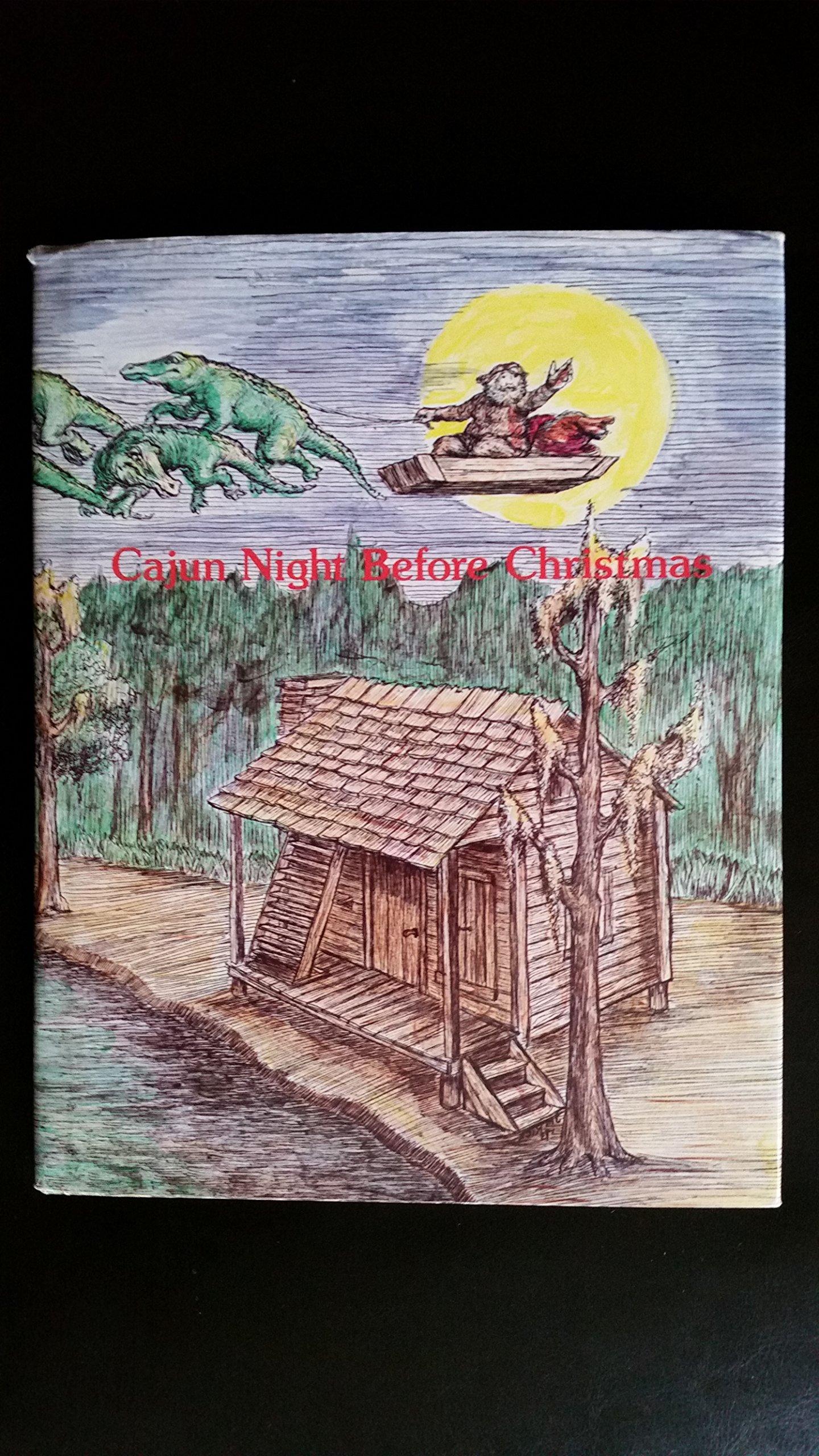 Cajun Night Before Christmas: Trosclair: Amazon.com: Books