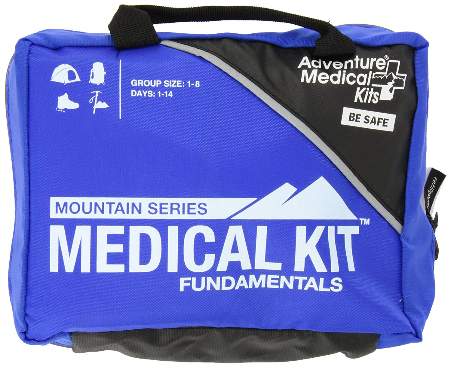 Adventure Medical Kits Erste-Hilfe-Set Mountain Fundamentals, Blau