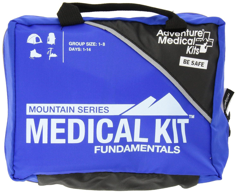 Adventure Medical Kits Erste-Hilfe-Set Mountain Fundamentals, Blau