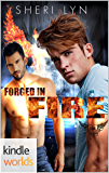 Paranormal Dating Agency: Forged in Fire (Kindle Worlds Novella) (Phoenix Pack Book 1)