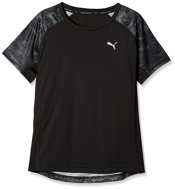 Puma Kinder T-Shirt Gym AOP Tee 595072