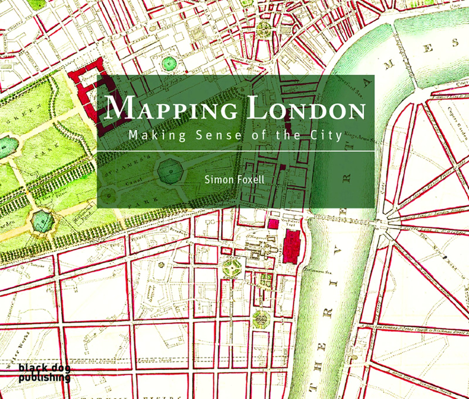 Download Mapping London: Making Sense of the City pdf epub
