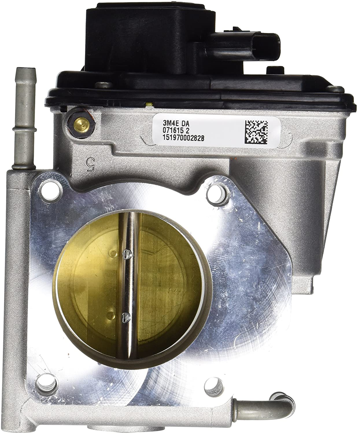 Mazda AJ57-13-640D Fuel Injection Throttle Body