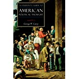 A Student's Guide to American Political Thought (ISI Guides to the Major Disciplines)