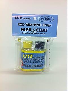 F2SL Flex Coat 2 oz. Kit Lite Wrap Finish w/Syringes
