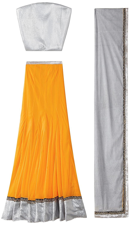 Neerus Net Half Saree: Amazon in: Clothing & Accessories