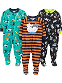 Simple Joys by Carter s Baby and Toddler Boys  3-Pack Loose Fit Polyester  Jersey 478cda32a