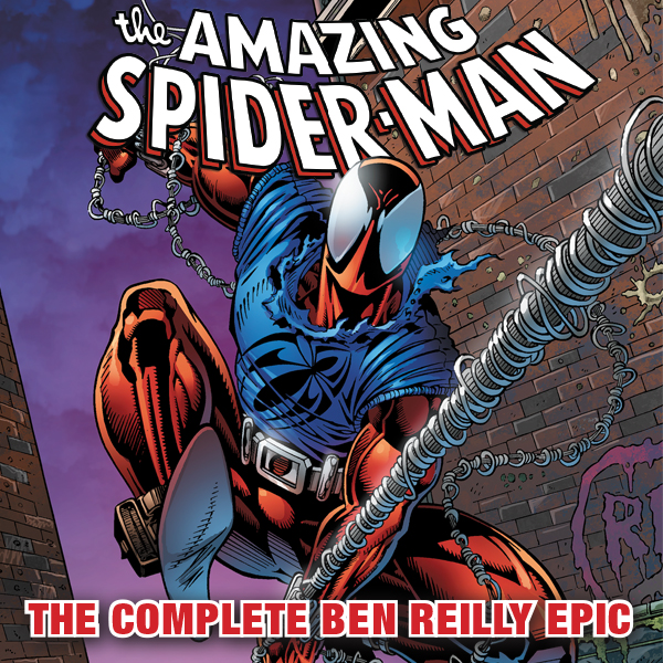 Spider-Man: The Complete Ben Reilly Epic (Collections) (6 Book Series)