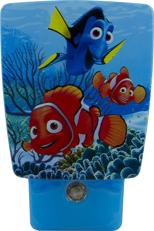 Jasco Disney//Pixar Finding Nemo LED Night Light GE 11786