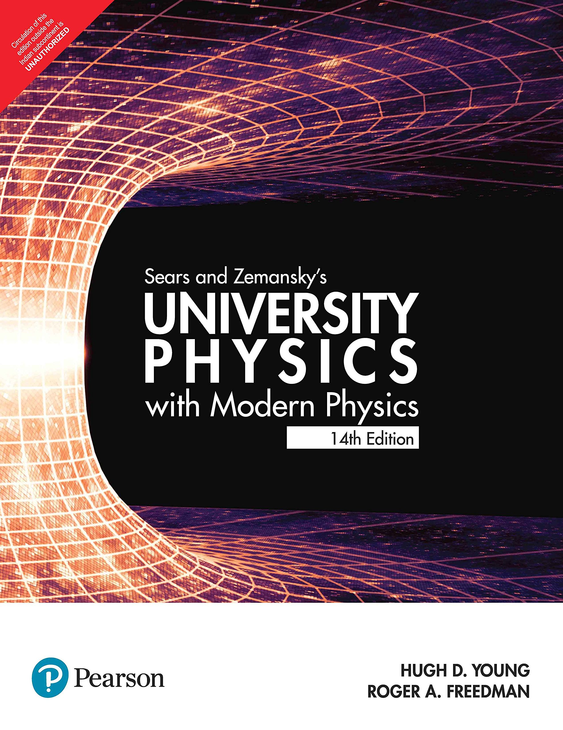 University Physics With Modern Physics 14Th Ed.: Amazon.co.uk: Freedman  Young: 9789332586284: Books