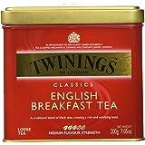 Twinings English Breakfast Tea, Loose Tea, 7.05 oz Tins