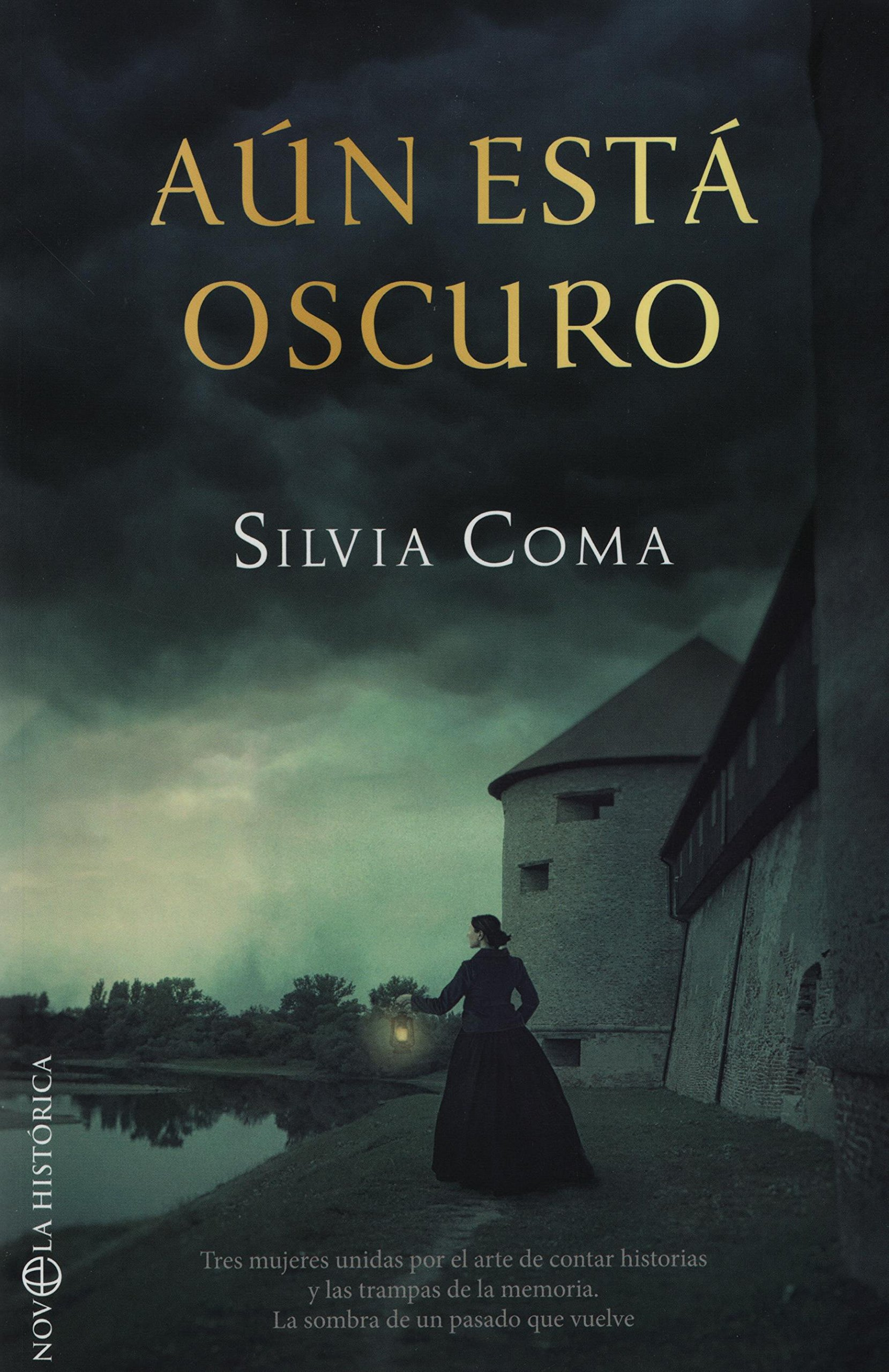 Aún está oscuro (Novela histórica): Amazon.es: Coma González, Silvia: Libros