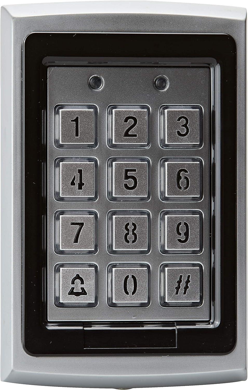 Jandei - Teclado Control Acceso autónomo Tarjeta de proximidad o Pin