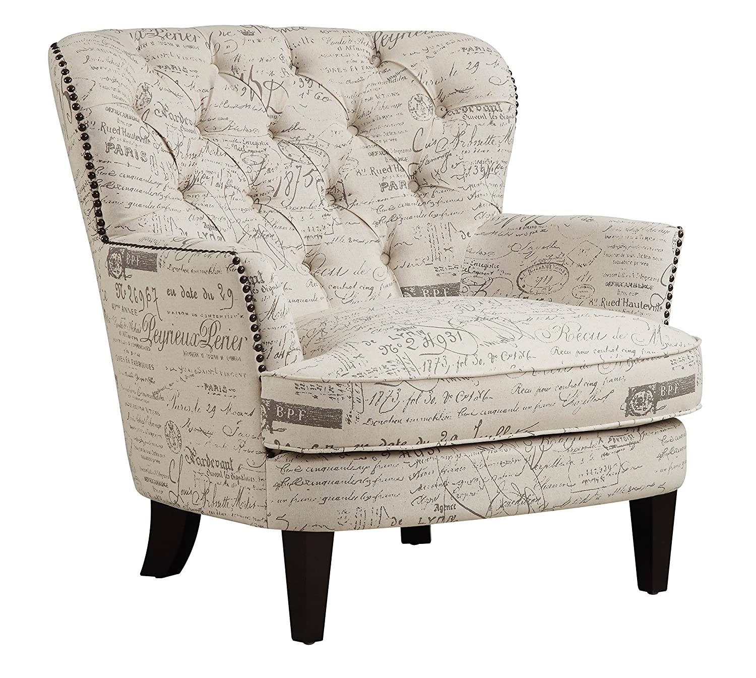 accent beige chairs beso arms in chair with