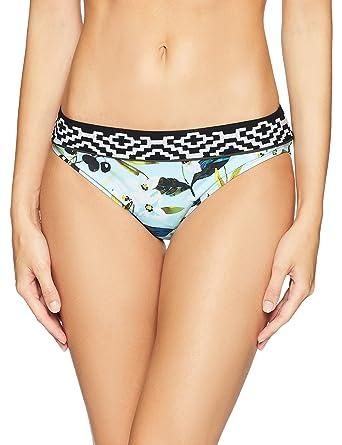 1a63126af0c Amazon.com  La Blanca Women s Banded Hipster Bikini Swimsuit Bottom ...
