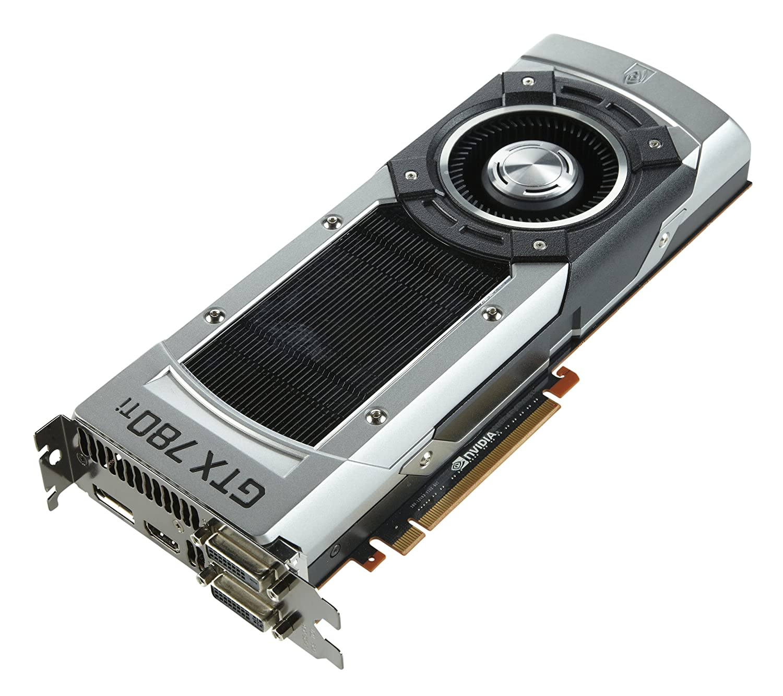 ASUS GTX780TI-3GD5 GeForce GTX 780 Ti 3GB GDDR5 - Tarjeta ...