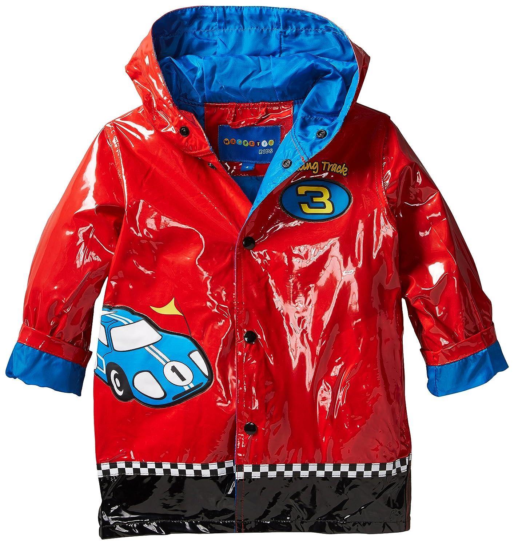 Boys Jackets Coats Wippette Little Boys Race Car Raincoat Wippette