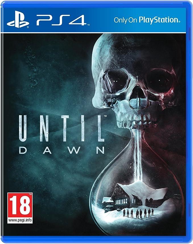 Until Dawn [Importación Inglesa]: Amazon.es: Videojuegos