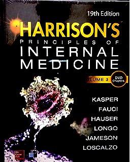 Buy harrisons principles of internal medicine 19e vol1 vol2 harrisons principle of internal medicine 3rd volume fandeluxe Image collections
