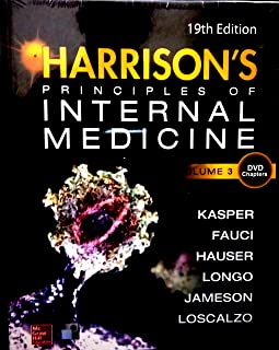 buy harrisons manual of medicine 19th edition book online at low rh amazon in harrison manual of medicine 19th edition harrison manual of medicine 19th edition pdf