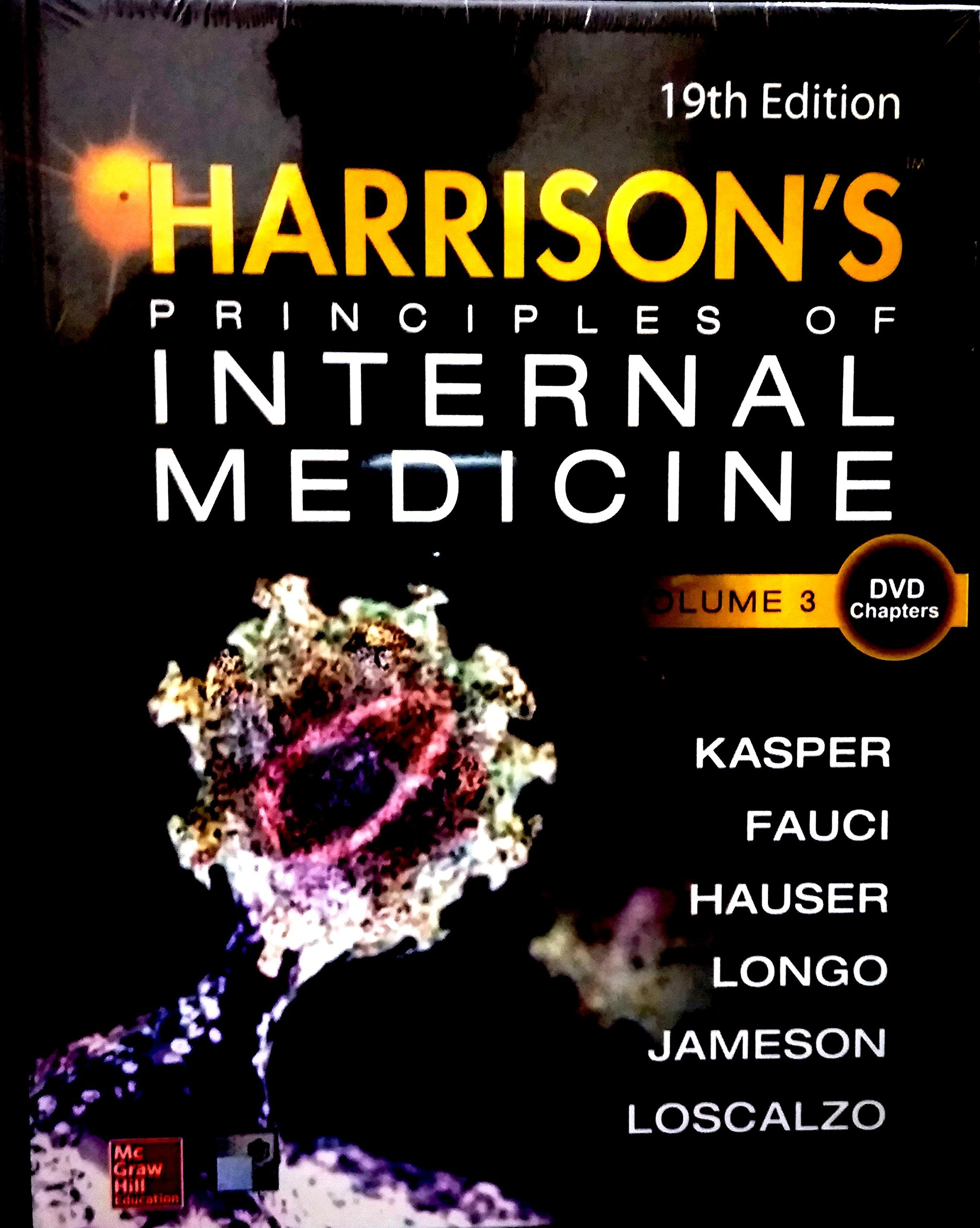 Buy Harrison S Principle Of Internal Medicine 3rd Volume Book