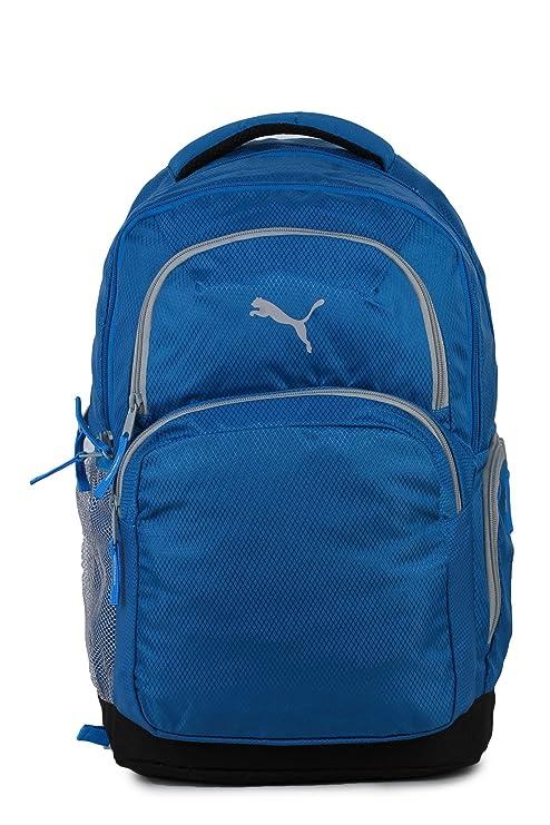 97d75a7c9399 Puma 22 Ltrs Hawaiian Surf and Quarry Casual Backpack (7554601) Blue ...