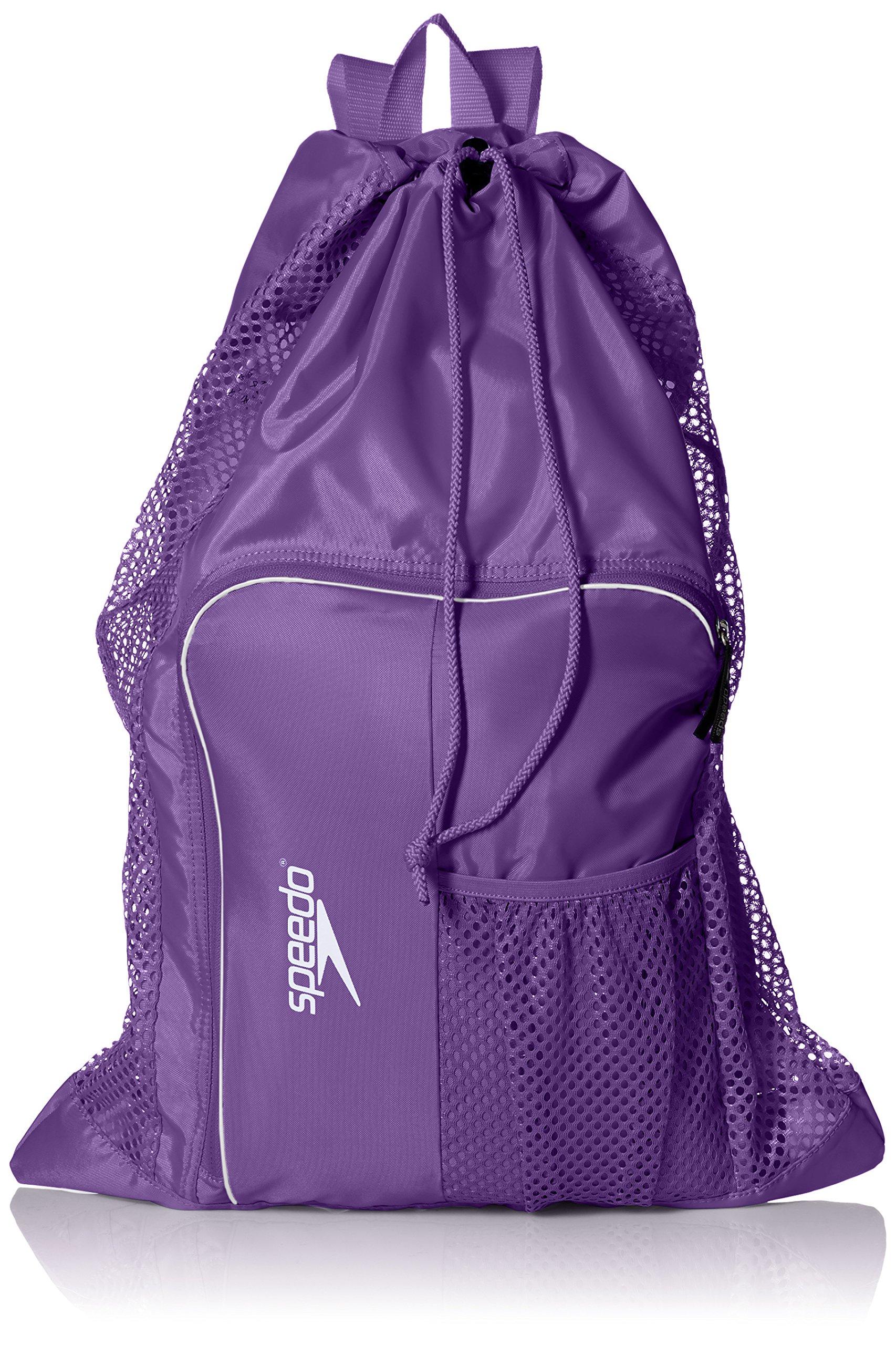 Purple Mesh Backpack- Fenix Toulouse Handball 94372697408c6