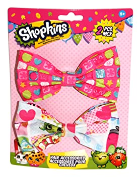 Kids' Clothing, Shoes & Accs Clothing, Shoes & Accessories Well-Educated Shopkins Hair Clips