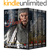 Protectors of the Heart: A Medieval Romance Collection