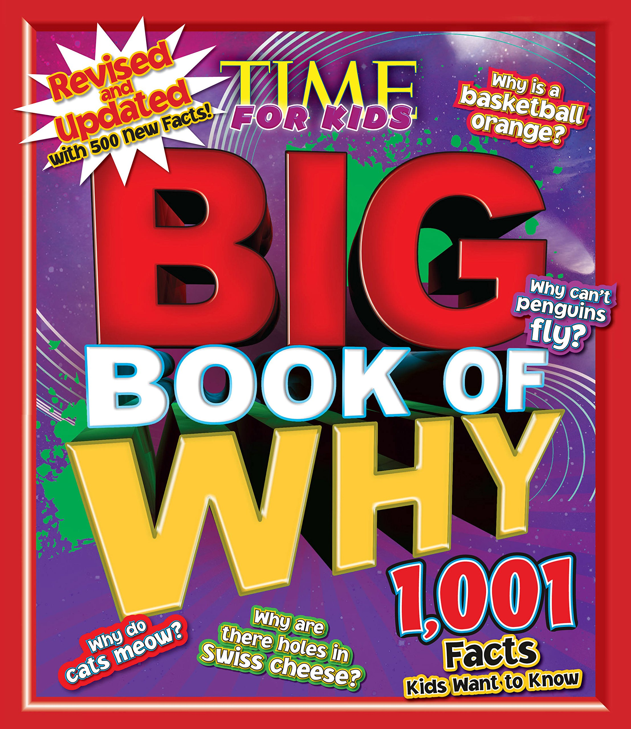 Read Online Big Book of WHY: Revised and Updated (A TIME For Kids Book) (TIME for Kids Big Books) ebook