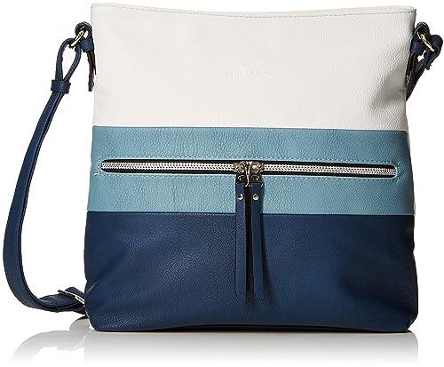 Tom Tailor Acc Marit Donna Borse a tracolla Blu (Blau) 8x30x31 cm (B x H x  T)  Amazon.it  Scarpe e borse 7a9bcc69fb8