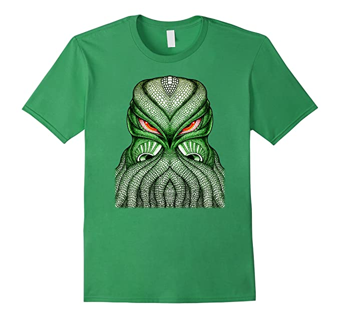 Amazon Cthulhu Kraken Sea Monster Squid Octopus T Shirt Clothing