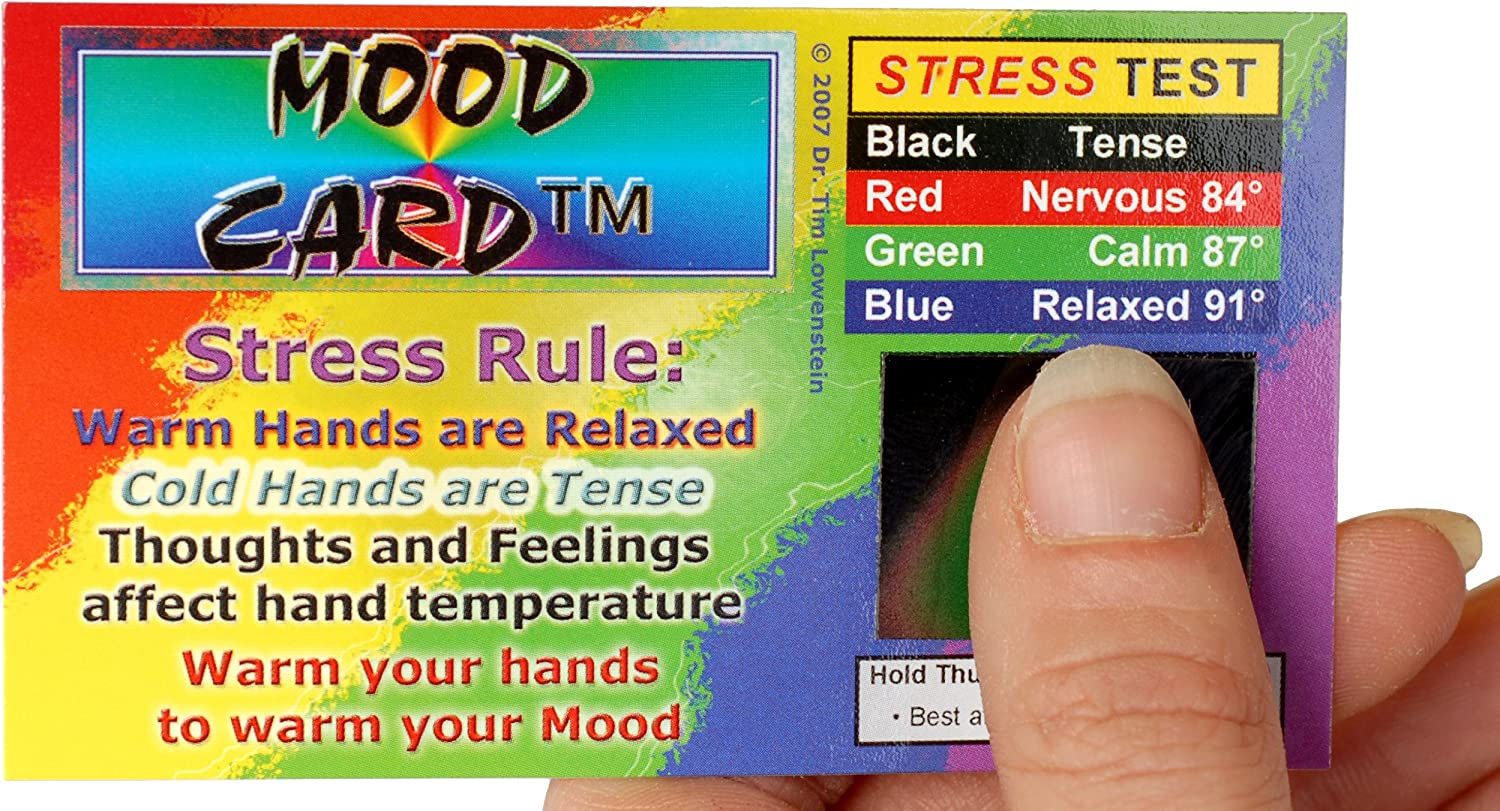 Stress Cards Mood Cards MC 40 Heavy cardstock 100