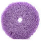 "Lake Country Purple Foamed Wool Buffing/Polishing Pad (5.25"")"